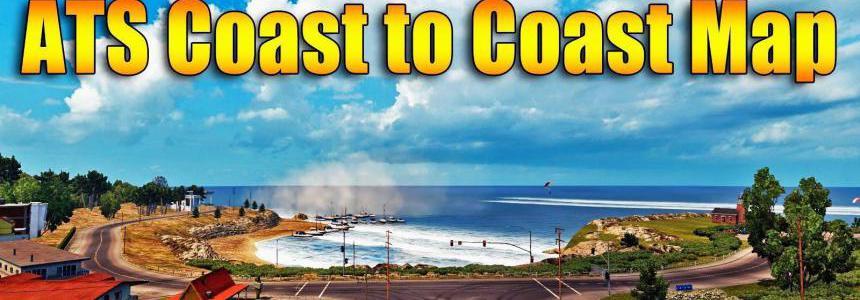 Coast to Coast Map - v2.7.1 1.34