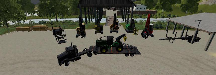 Complete FDR Logging Equipment Pack v4.0.2