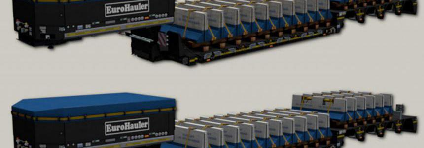 Concrete Barriers Trailer 1.34.x