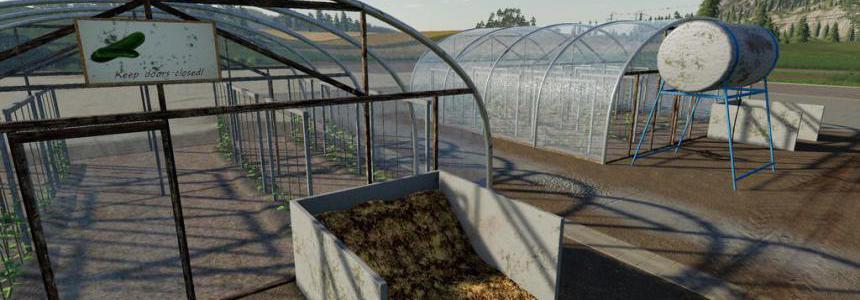 Cucumber Greenhouse v1.0.0.0
