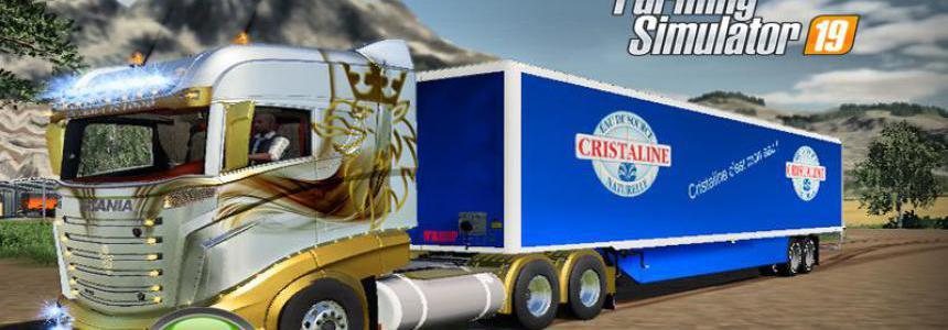 CUVE CHRISTALINE 1000L v1.05
