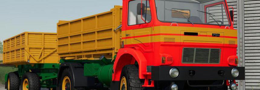 D-754 Truck Pack v1.0.0.0