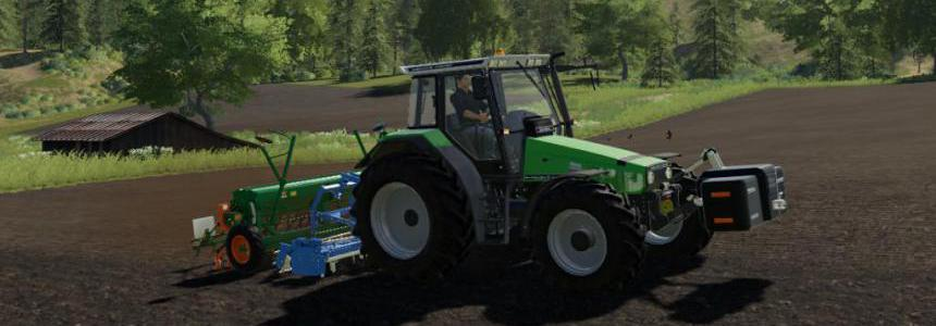 Deutz AgroStar Clear View v1.0.0.2