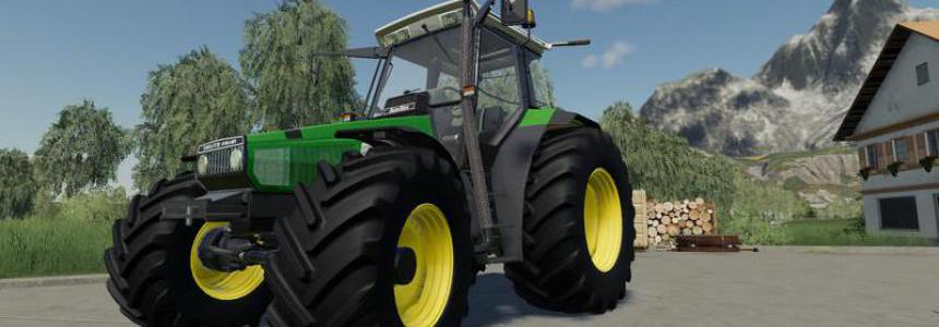Deutz-Agrostar Clear view with color selection v1.0