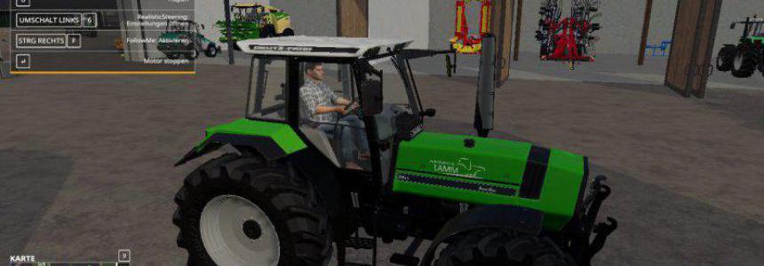 Deutz Fahr Agrostar DX 61 UPDATE v1.0