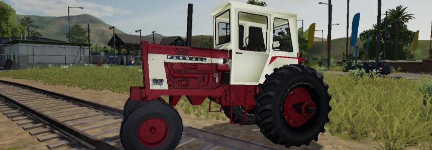 Farmall 806 beta