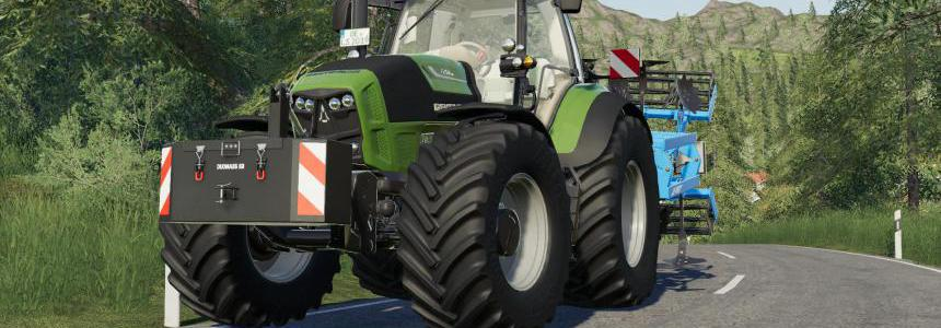 [FBM Team] Deutz Series 7 TTV v1.0.0.0