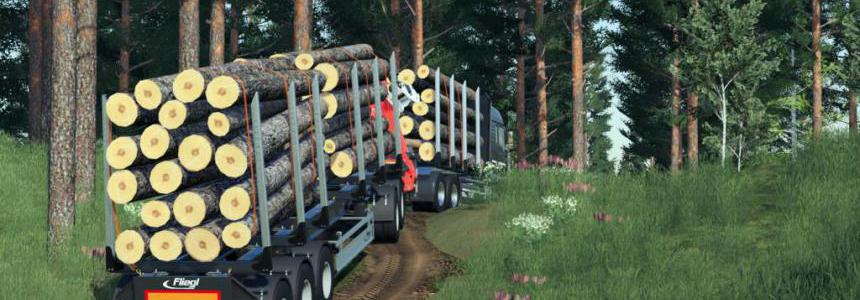 Fliegl Log Trailer v2.0.0.0
