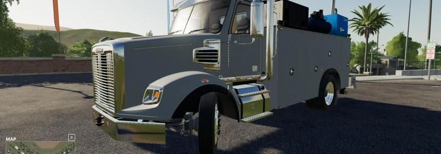 Freightliner Service Truck v1.0