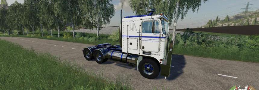 FS19 Kenworth 100 v1.0