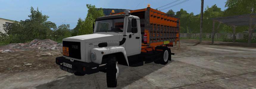 GAZ 3309-1017 v1.1
