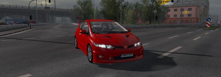 Honda Civic Type R v2.2