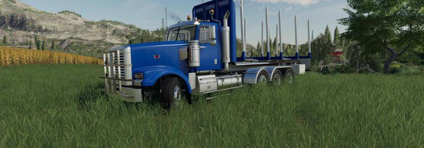 Hulk Log truck v1.0.0.0