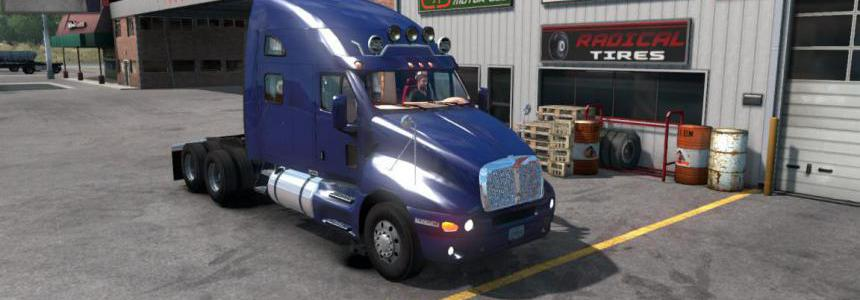 Kenworth T2000 for ATS 1.34.x