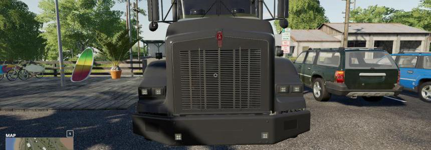 Kenworth T800 Midnight Edition v1.0.0.0