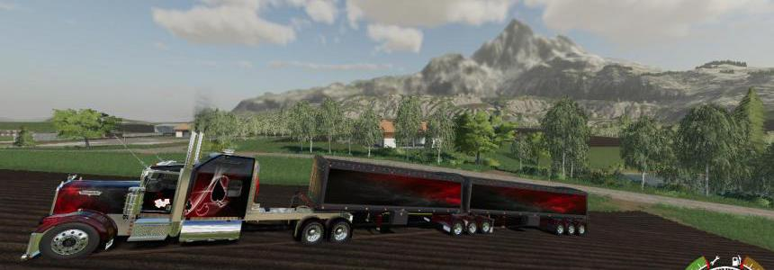 Kenworth Truck & Tippers v1.0