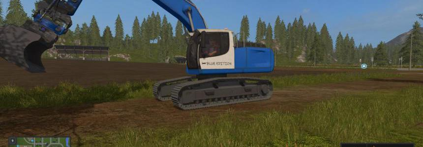 Liebherr 936 Blue Edition ( FUN EDITION) v1.0