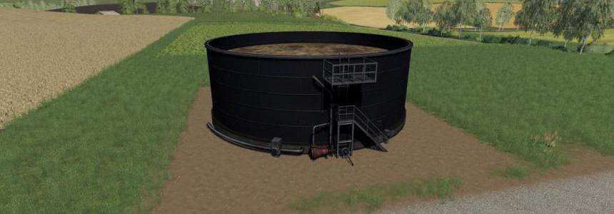 Liquid Manure Tank v1.0.0.0