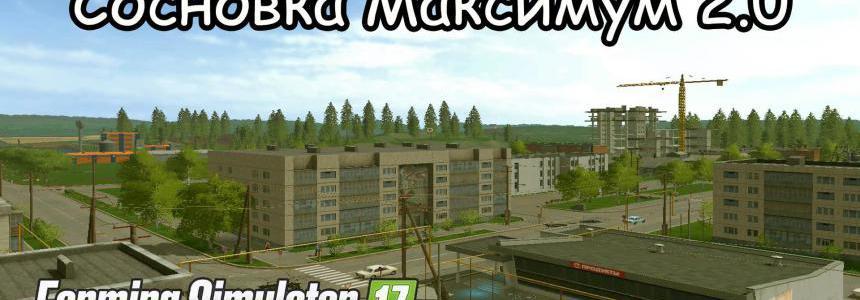 Map Sosnovka Maximum v2.0