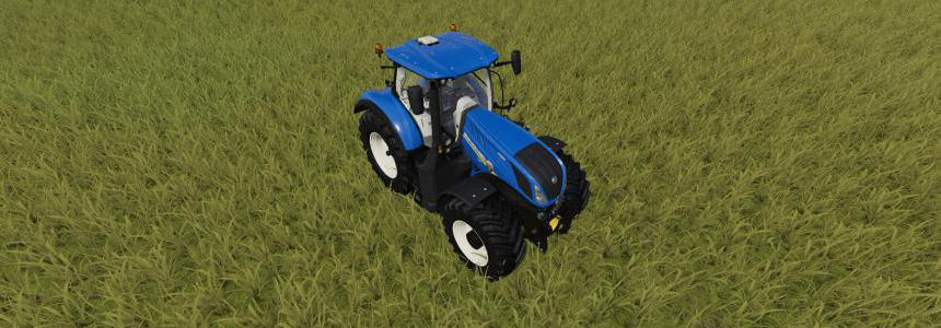 New Holland T7 HD Series By Gamling v1.0.0.0