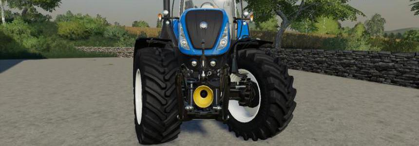 New Holland T7 series v1.0.0.0
