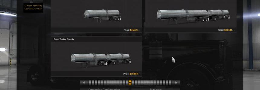 Ownables Food Tankers 1.34.x