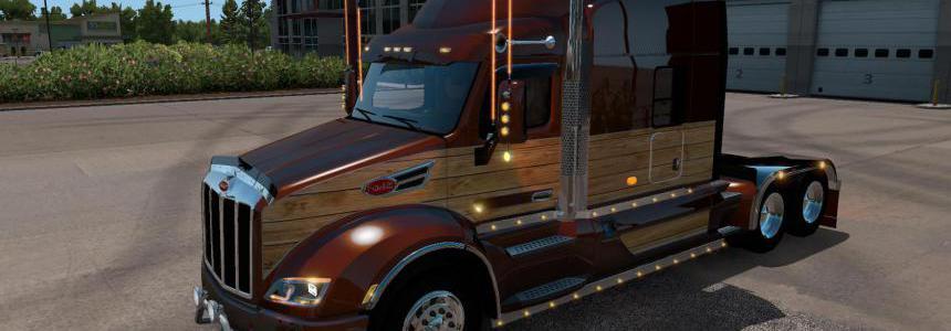 Peterbilt 579 Custom 1.34.x