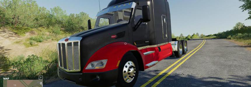 Peterbilt 579 new design v1.0