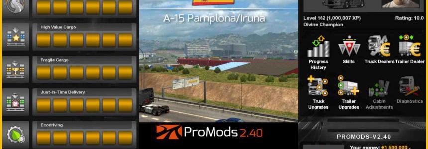 Profile for ProMods v2.40
