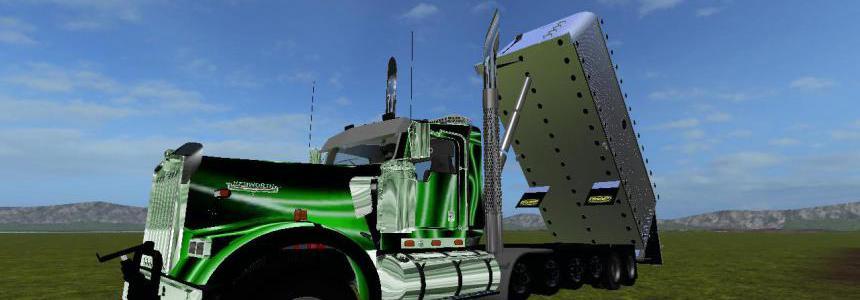 Randy Manning KW900l show dump truck v1.0.0.6