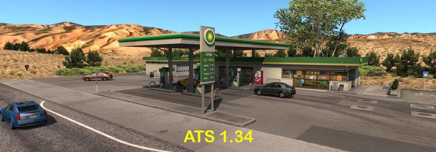 REAL USA GAS STATIONS 1.34