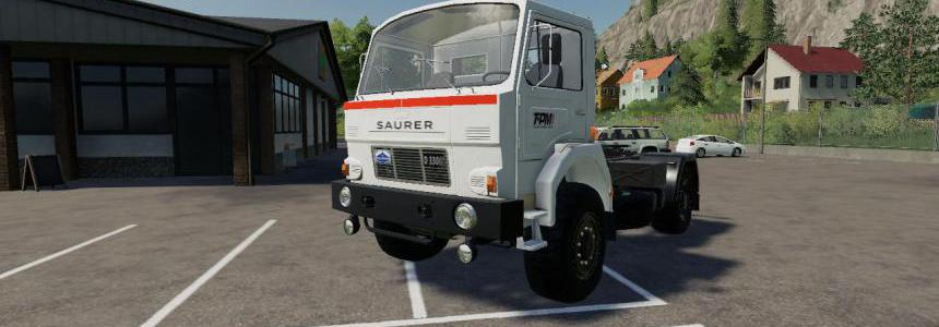 Saurer D330B (TPM VERSION) v1.0