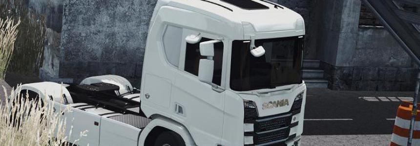 Scania NextGen R&S No Spoiler 1.34.x
