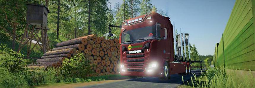 Scania R730 v2.1