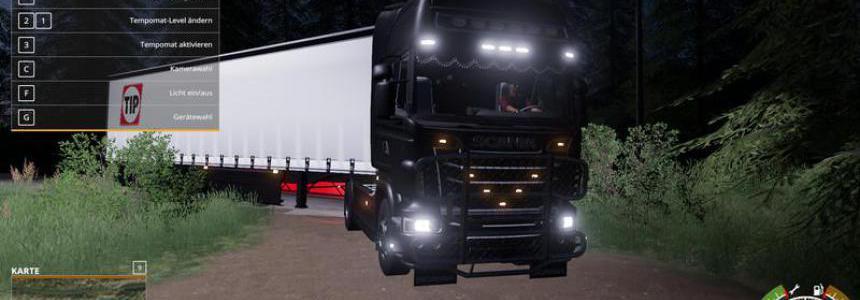 Scania R730 Semi by Ap0lLo v1.0.0.3