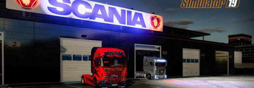 SCANIA SUPER R730 TOPRUN v2.0