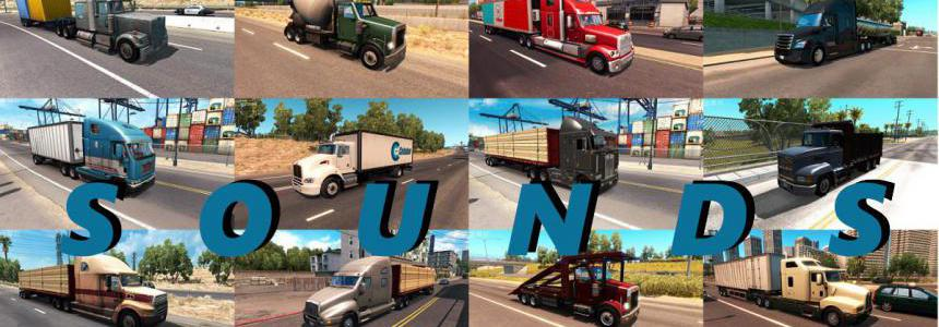 Sounds for ATS Truck Traffic Pack by Jazzycat v2.1