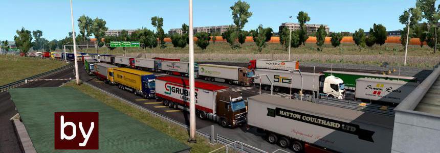 Trailers Traffic Pack by TrafficManiac v2.1