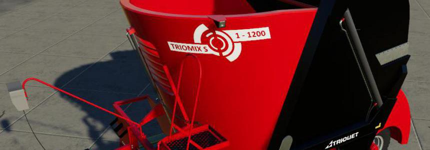 Trioliet Triomix S1 1200 v1.0