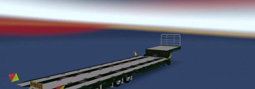 TSA Tilt and Slide Drake Trailer 1.34.x