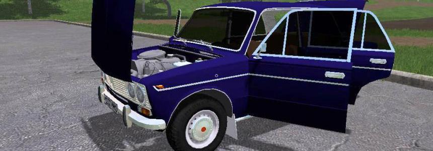 VAZ 2103 Zhiguli v2.0