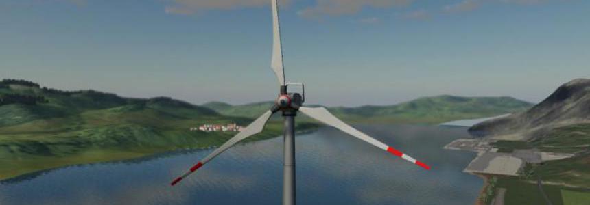 Vestas Windkraftanlage v3.0
