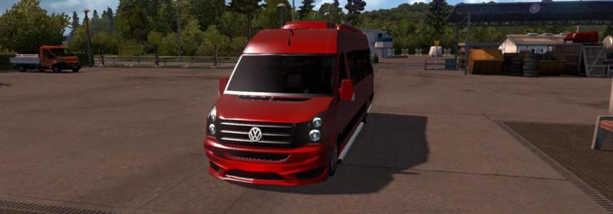 Volkswagen Crafter 2.5 TDI ATS 1.33&up