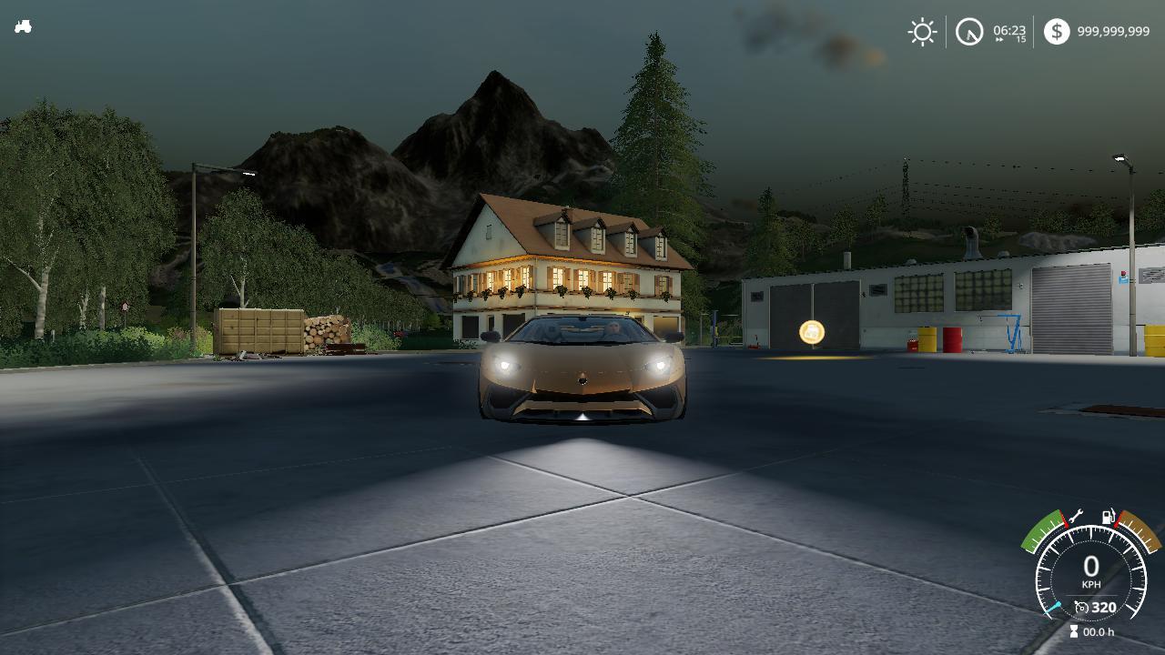 Lamborghini Aventador LP750-4 SV v1 0 - Modhub us