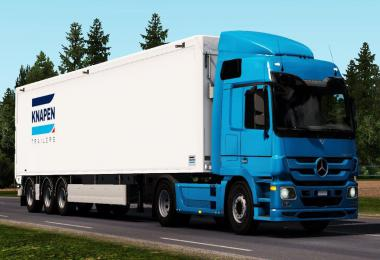2009 Mercedes Actros – RS3 Engine Sounds – SmhKzl 1.34.x
