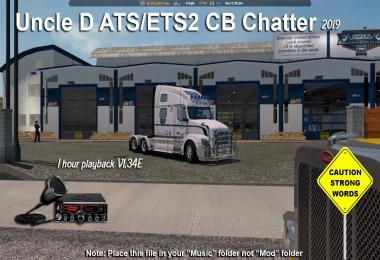 2019 Uncle D CB Chatter v1.34e