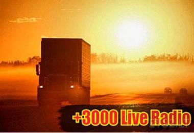 3000 Radio Stations v1.0