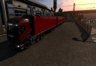 Triple Trailer High Capacity Trailer 1.34.x