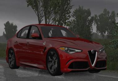 Alfa Romeo Giulia ATS v1.1 1.33&up