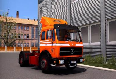 Mercedes NG 1632 Edit 1.34